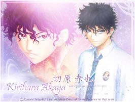 Just Edit Kirihara Akaya by Kauthar-Sharbini