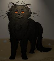 Yellowfang by Meepersthecat