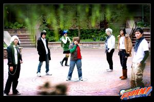 KHR: Vongola by SoySauceCosplay
