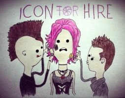 Icon For Hire by LifeIsSucking