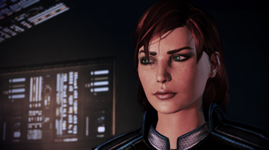 Shepard's Gaze by sarahbear79