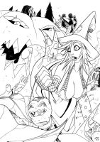 Kingdom Halloween by TheBoo