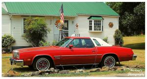 An Oldsmobile Cutlass Supreme by TheMan268