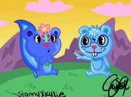 .:AT:. Butterfly Hunters by stannyXkylie
