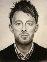 Thom Yorke by Quantum-Lotus