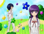A lovely summerday by Ingrid459