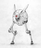Robot 1 by SirRidley