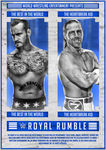 WWE Royal Rumble // CM Punk Vs Shawn Micheals by A-XDesigner