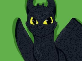 Toothless by Sweet-something