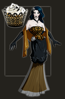 Vanilla Filigree by Countess-Studios