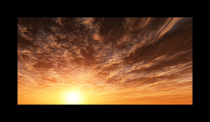 Sky 1 - Wavy - HDRI + Skydome by just-Nate