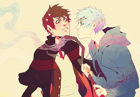 ROTG: Jack and Jack by animegirl000