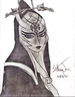 Midna - The Twilight Princess: True Form by BadassSheik92