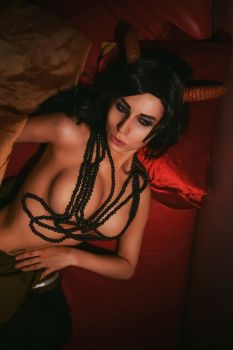 Succubus from The Witcher 2 by elenasamko