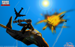 SVRROTI Epic Aerial Fight by Ellis02
