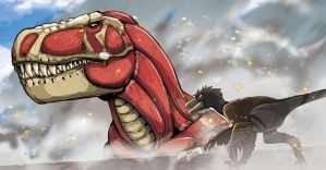 Attack on Tyrant by pabluratops