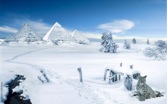 Egypt ICEage by kungfu07