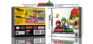 Mario and Luigi 3D by TheMariolee