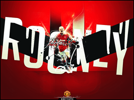 Wayne Rooney - M.U. Legend by YuppoGFX