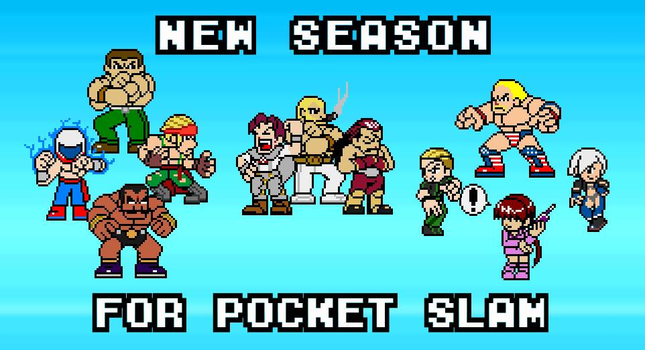 Pocket Slam Season 2 by Ulisan