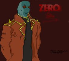 Zero- Red Titan villian by mtijan2008