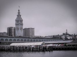 Glorious Day in San Francisco by tyfune818