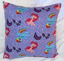 My Little Pony Pillow 1 by quiltoni