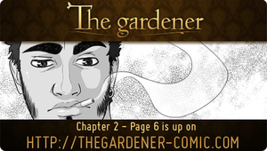 The gardener - Chapter 2 page 6 by Marc-G