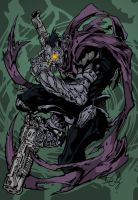 Strife of Darksiders by DCGray
