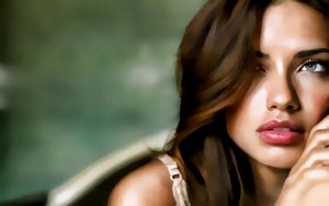 Adriana Lima by kingwicked