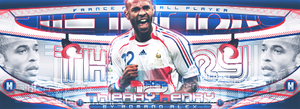 Thierry Henry - Francia by romano-alex