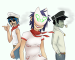 Welcome to Plastic Beach by Tea-cup-kitty