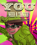 YOU NEED A THNEED by Skellagirl