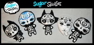 Sugar Skellies by fuish