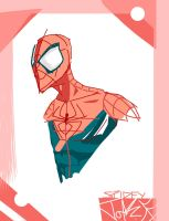 Spidey by GuilleJoK