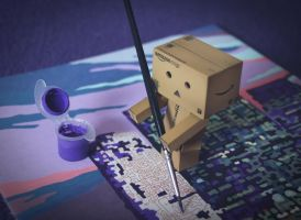 Creative Danbo by SweetSymphony94