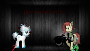 Pony Kombat New Blood 6 Round 2, Battle 2 Result by Macgrubor