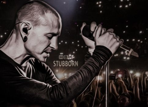Rest In Peace Chester Bennington by HBK-IMPACT