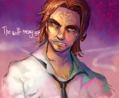 The wolf among us by GAN-91003