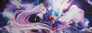 Request Rafik Page No Game No Life by XxAjisai-GraphicxX