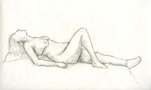 20 minute nude gesture2 by fuzzyhandcuffs