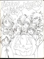 trick or treating by imagex-animestar