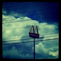 Mississippi McDonalds by MISSgill
