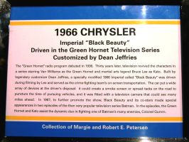 Description of Green Hornet 66 Chrysler Imperial by Partywave
