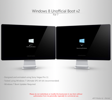 Windows 8 Unofficial Boot v2 for 7 by LordReserei
