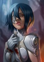Rei Ayanami Tribute by iayetta83