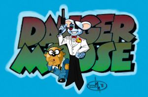 Danger Mouse by thomsolo