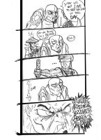 Kratos does not care by Amrock