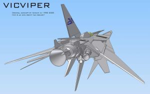 vicViper CAD screen 6 by 4-X-S
