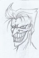 the REAL Joker by SoraTwinblade